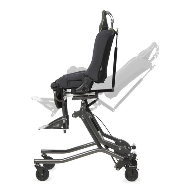 Hi-Lo chassis for flexible seat height adjustment